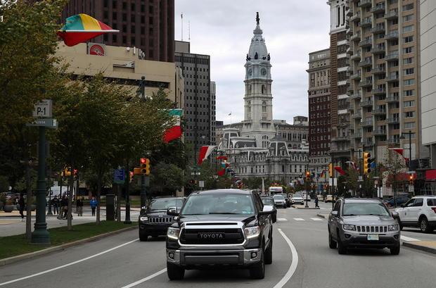 Philadelphia, US in pictures