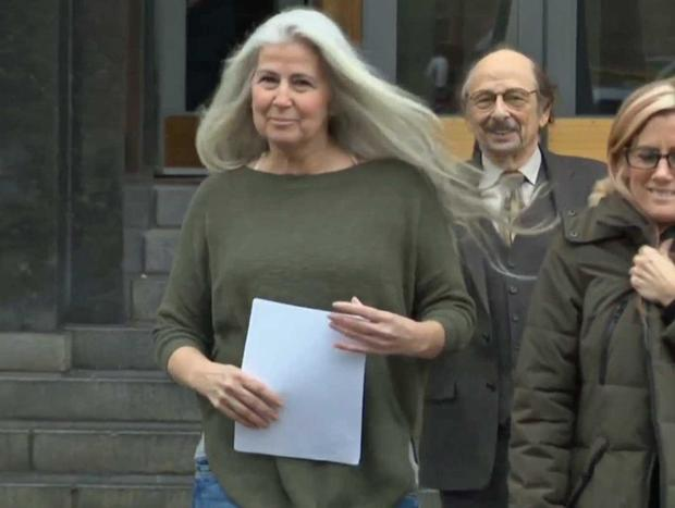 Linda Stermer is released from prison