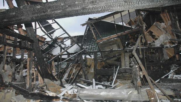 Stermer house fire
