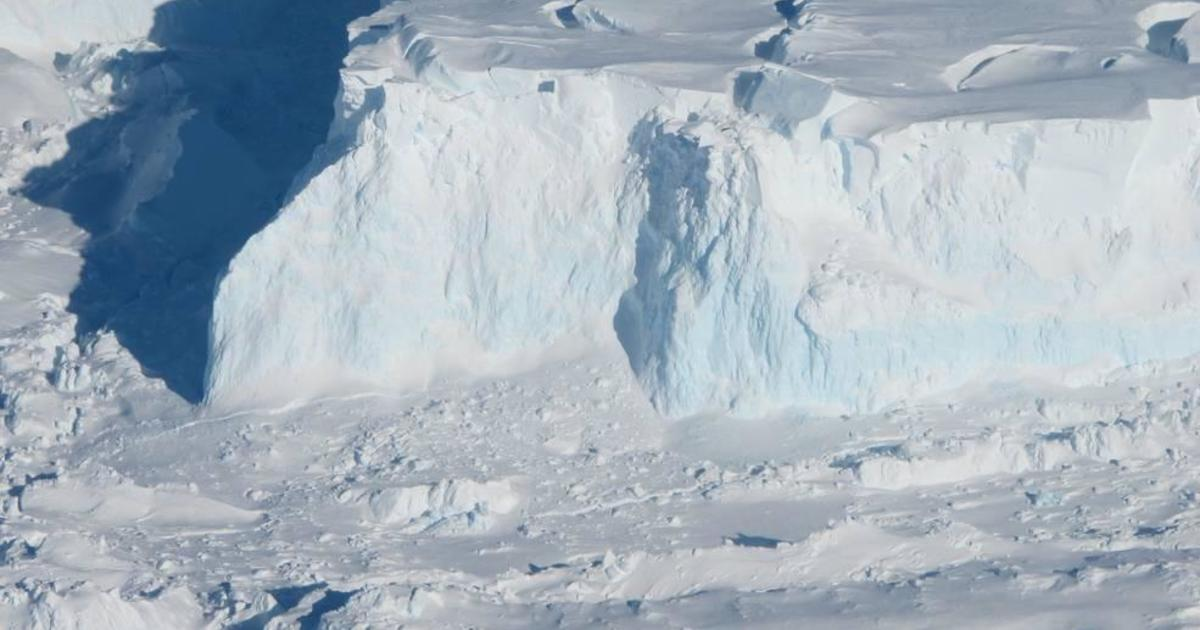 "Scientists alarmed to discover warm water at ""vital point"" beneath Antarctica's ""doomsday glacier"""
