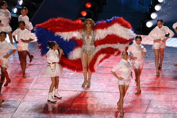 Super Bowl 2020: Jennifer Lopez