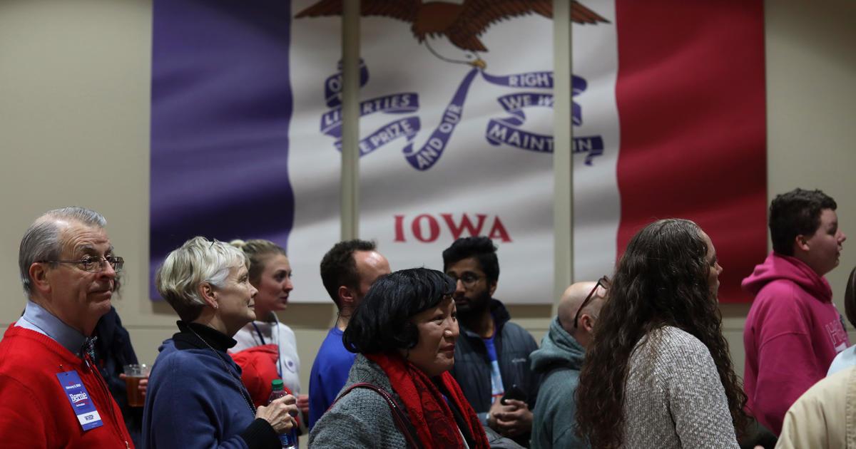 Kampanye 2020: Kekacauan Di Kaukus Iowa Malam
