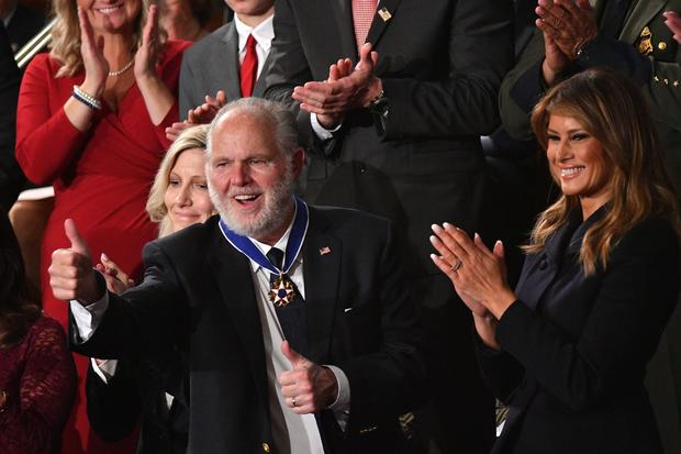Rush Limbaugh — 2020 State of the Union