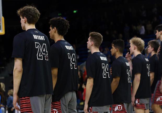 COLLEGE BASKETBALL: FEB 02 Utah at UCLA