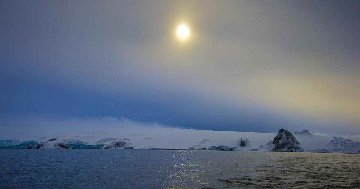 Antarctic Peninsula is warmer than most of Texas on potentially record-breaking day
