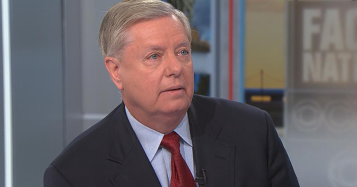 "Transcript: Lindsey Graham on ""Face the Nation,"" February 9, 2020"