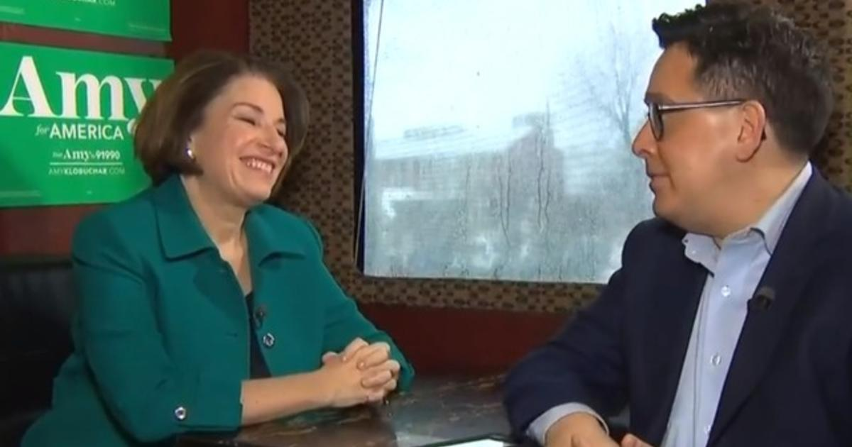 Amy Klobuchar Climbing In New Hampshire Polls Ahead Of