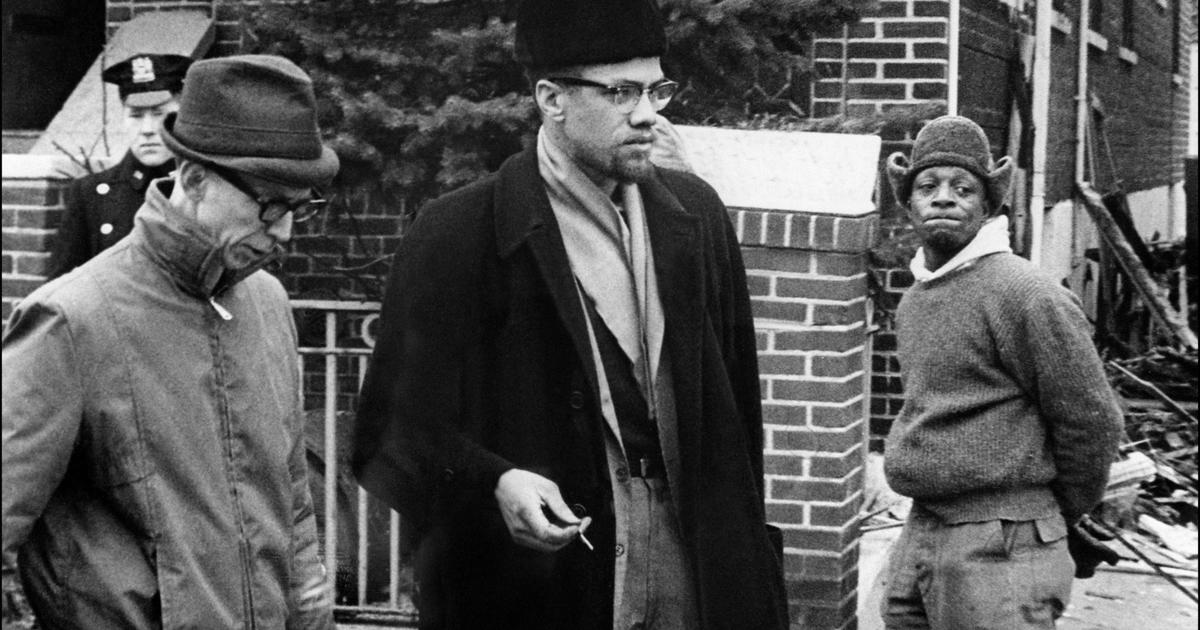"""I hope he gets exonerated"": Documentary series questions who killed Malcolm X"