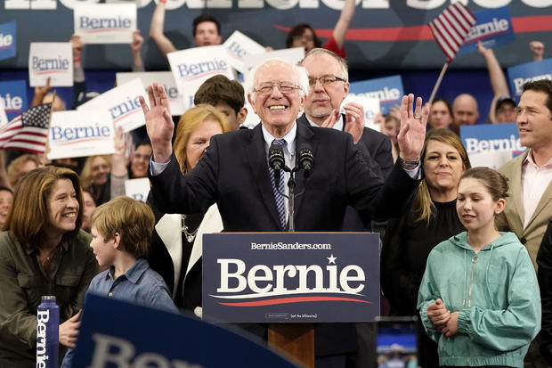 Bernie Sanders — New Hampshire