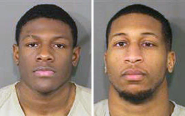 Ohio State Football Players Charged