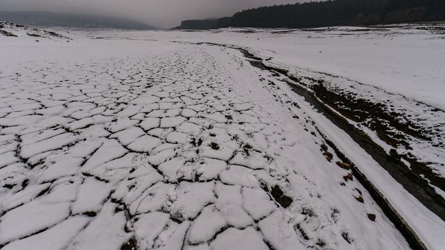 BULGARIA-ENVIRONMENT-WATER-CRISIS