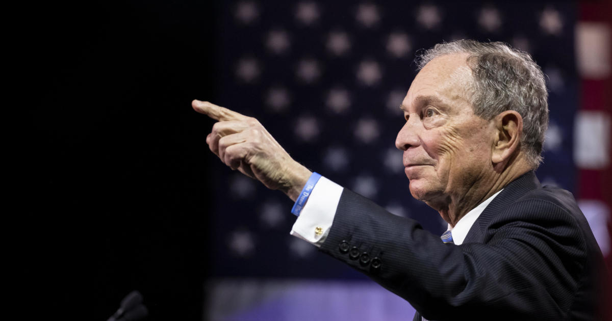 Bloomberg and Trump trade barbs on Twitter, fueling feud