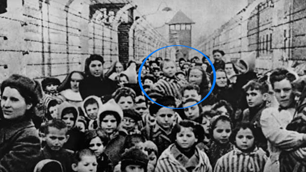 michael-bornstein-age-4-and-grandmother-liberated-from-auschwitz-in-1945-620.jpg