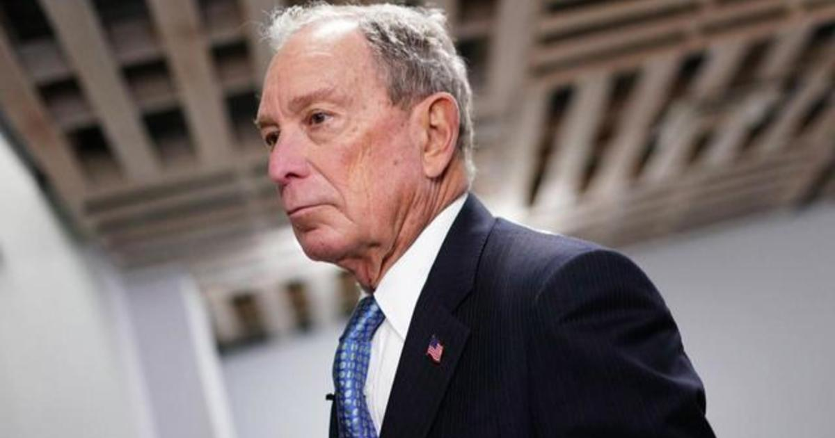 Michael Bloomberg targeting young voters with memes