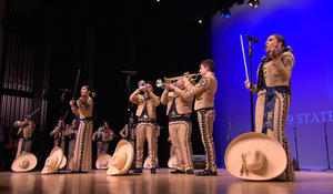 Texas HS students compete in Mariachi festival