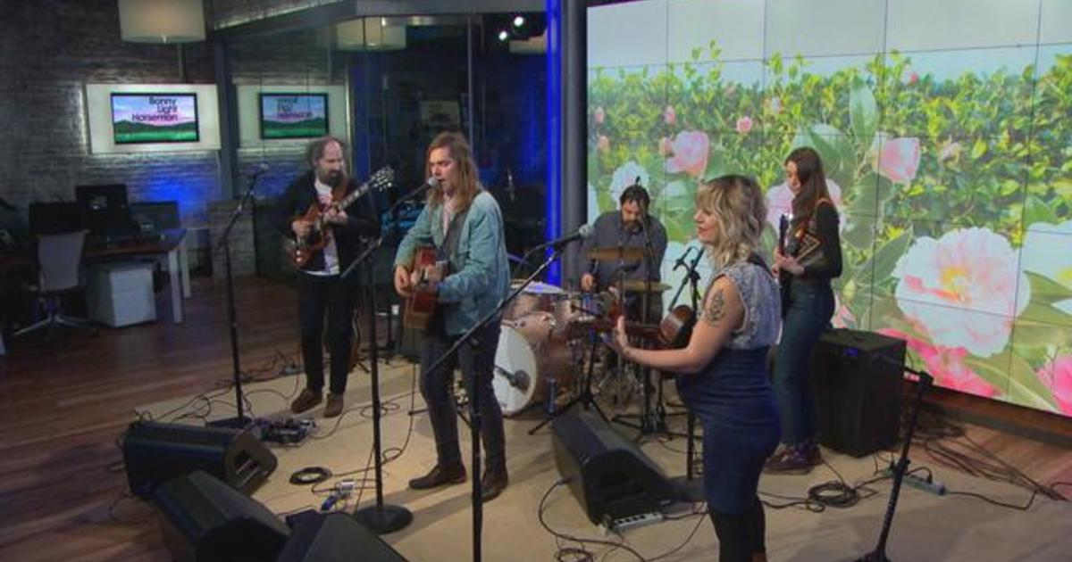 "Saturday Sessions: Bonny Light Horseman performs ""Deep in Love"""