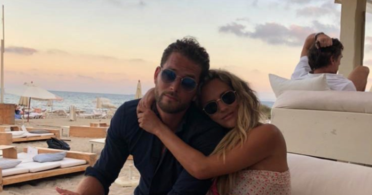 """My heart is broken"": Boyfriend of former ""Love Island"" host Caroline Flack speaks out after her death"