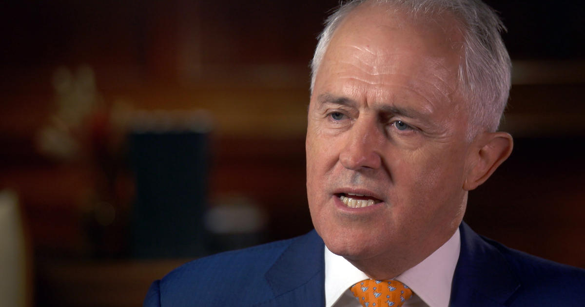 "Former Australian PM calls party colleagues' conduct over climate change ""idiotic"""
