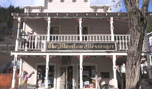 Retiree saves California's oldest newspaper