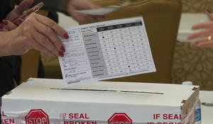 Early voting underway in Nevada