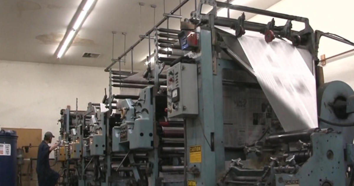 Oldest newspaper in California saved by an unexpected new owner