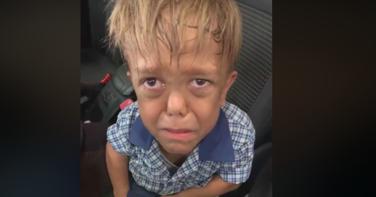 Mother posts emotional video of son sobbing after bullying incident