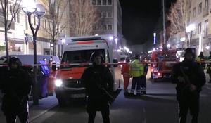 Gunman kills 9 at two German hookah bars
