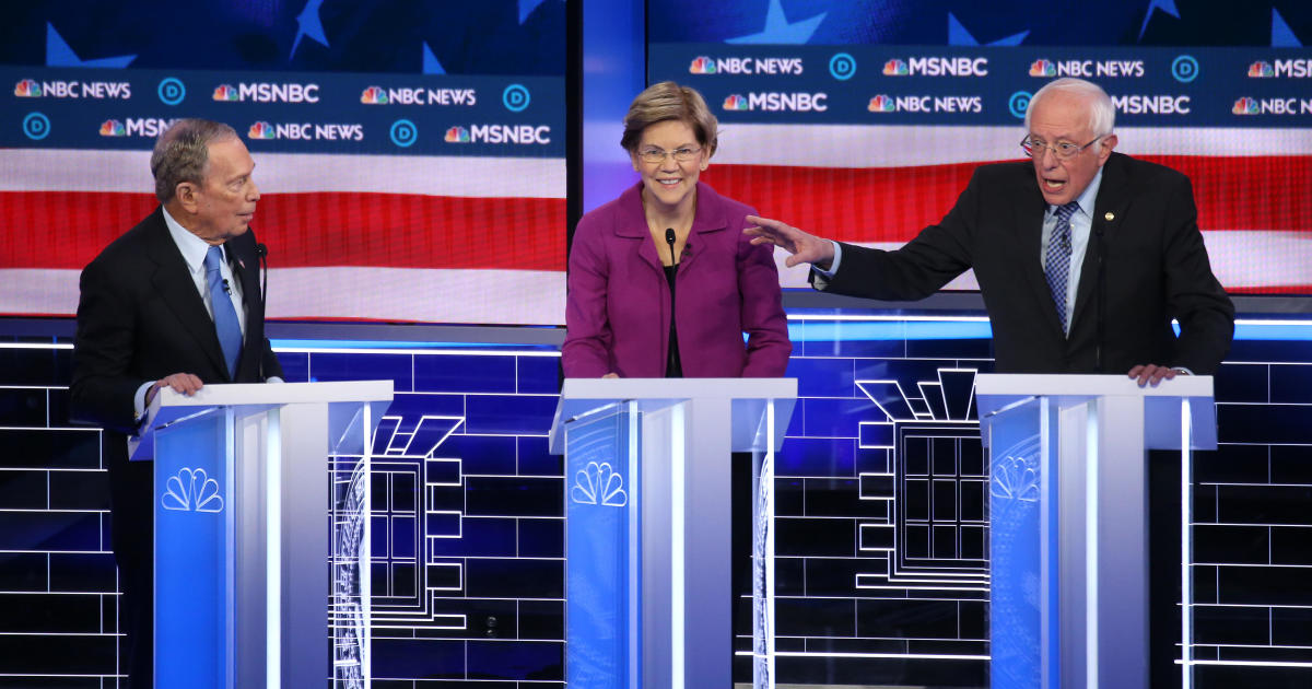 Fact-checking the Democratic debate in South Carolina