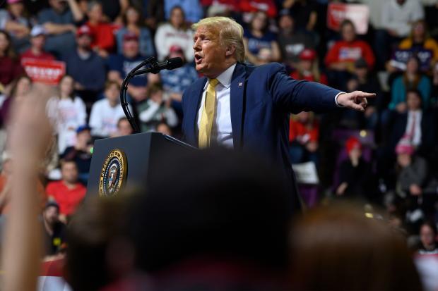 Donald Trump rally — Colorado
