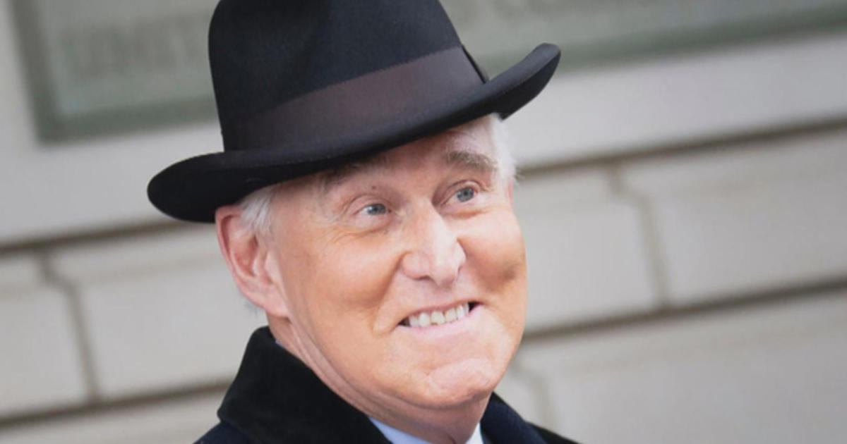 Roger Stone's lawyers request new trial