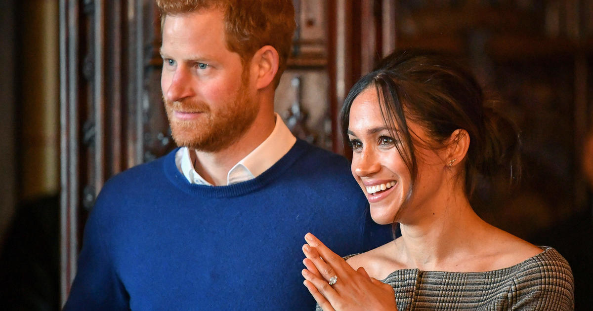 Harry and Meghan Markle will stop using `royal`...