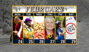 Week of February 24