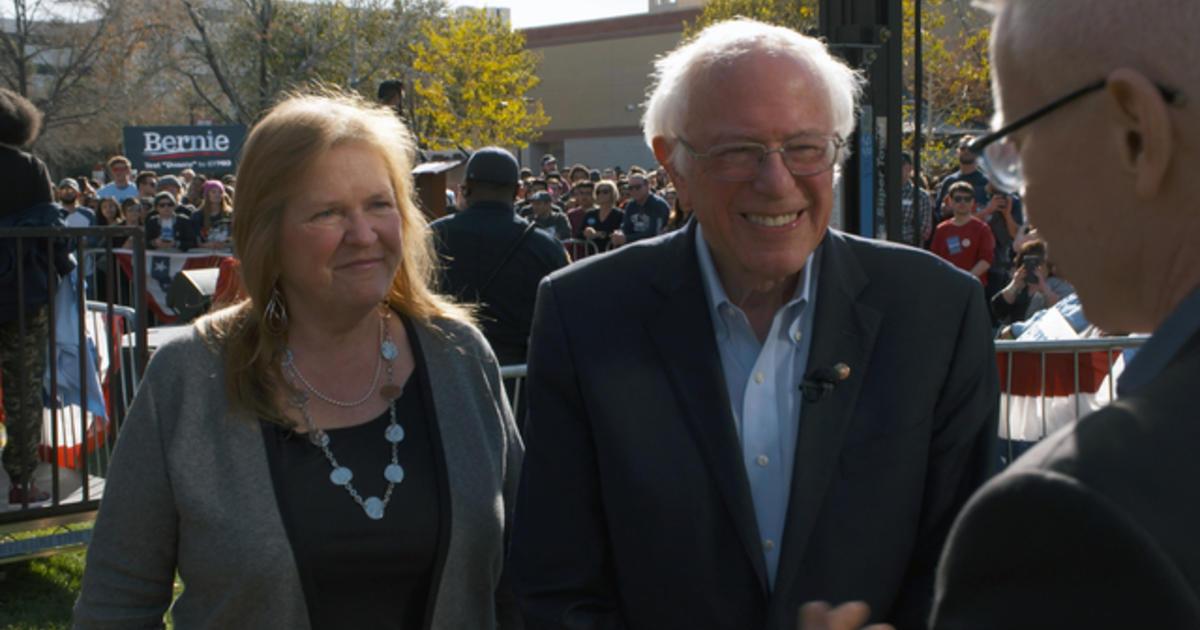 Bernie Sanders: The 60 Minutes Interview