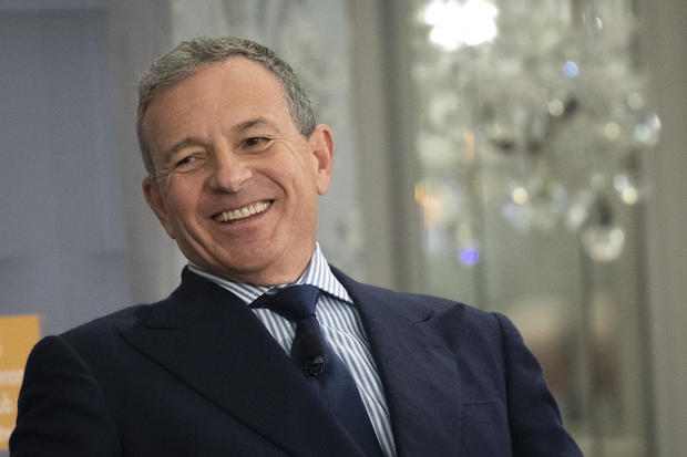 Disney CEO Bob Iger Speaks At The New York Economic Club