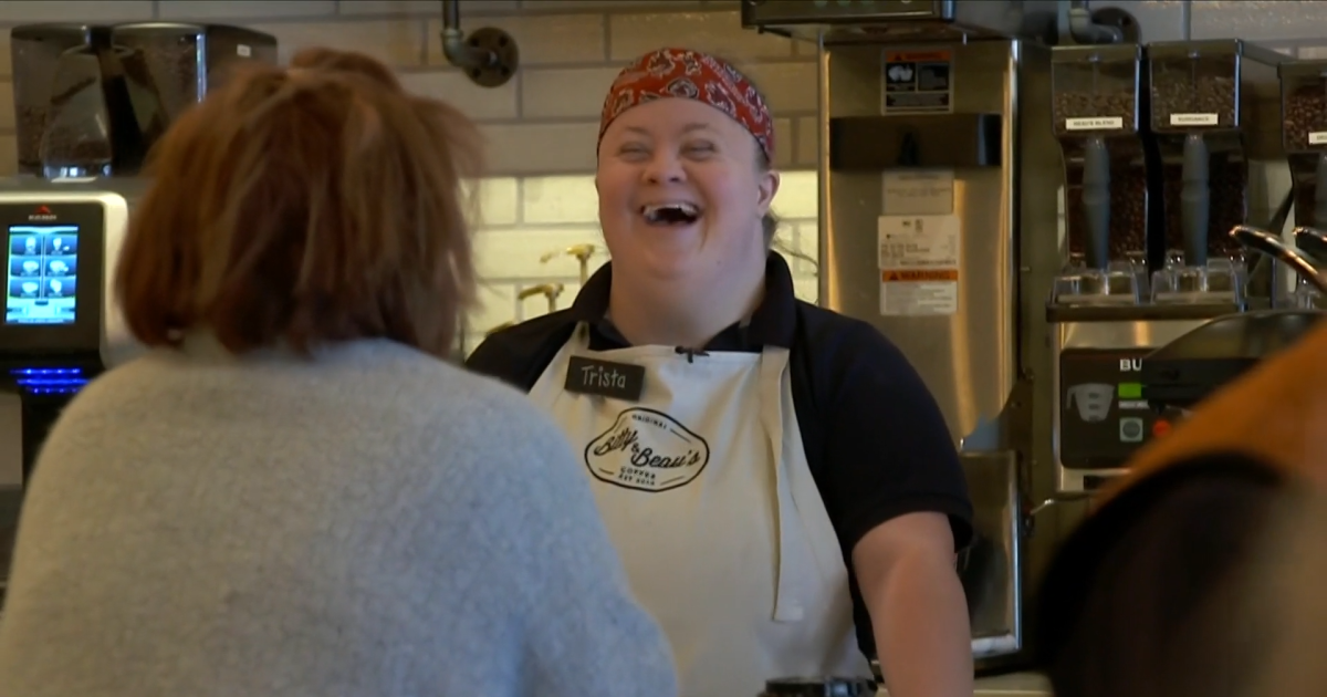 South Carolina coffee shop empowers employees with special needs