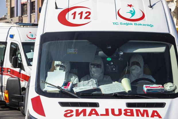 Passengers On Diverted Iranian Flight Quarantined In Ankara