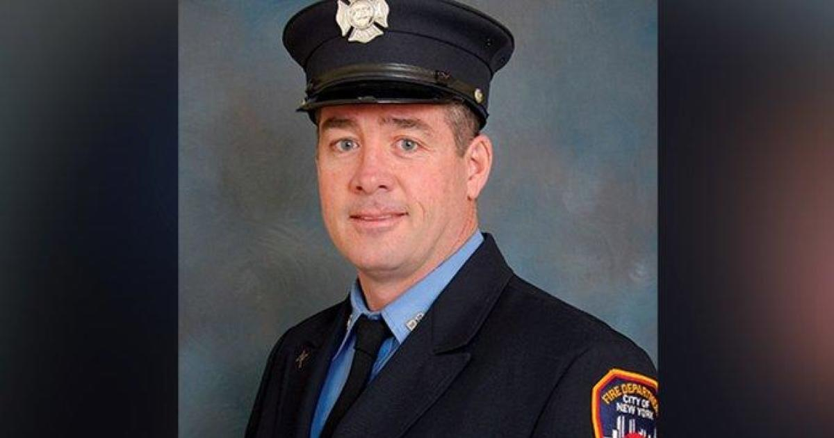 Firefighter who found brother's body in World Trade Center rubble dies of 9/11-linked cancer