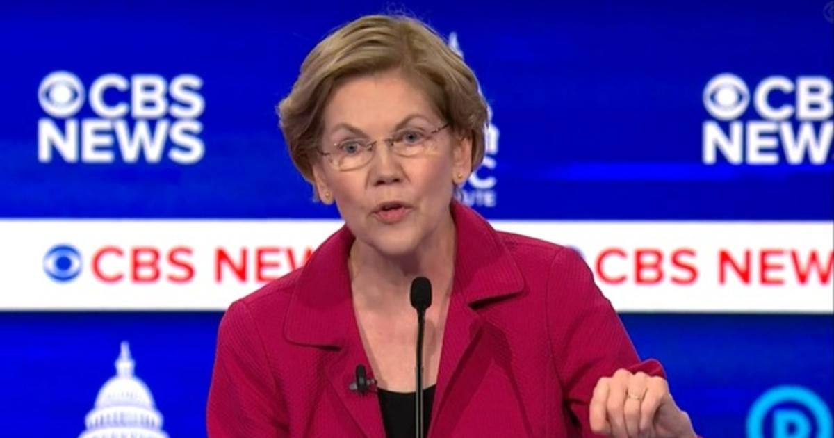 """Elizabeth Warren: """"It is not enough to talk about housing neutrally and just be race blind"""""""
