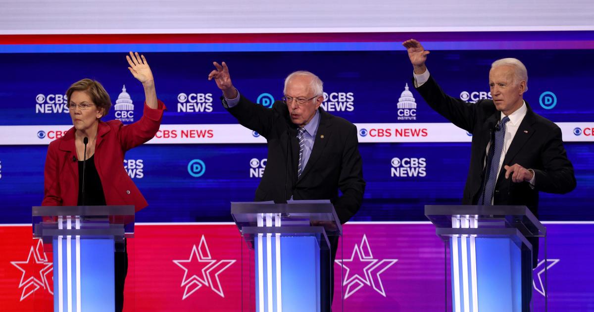 Fact-checking the Democratic debate in South Carolina