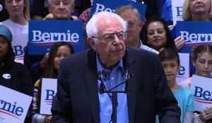 Bernie Sanders attacks Joe Biden ahead of South Carolina primary
