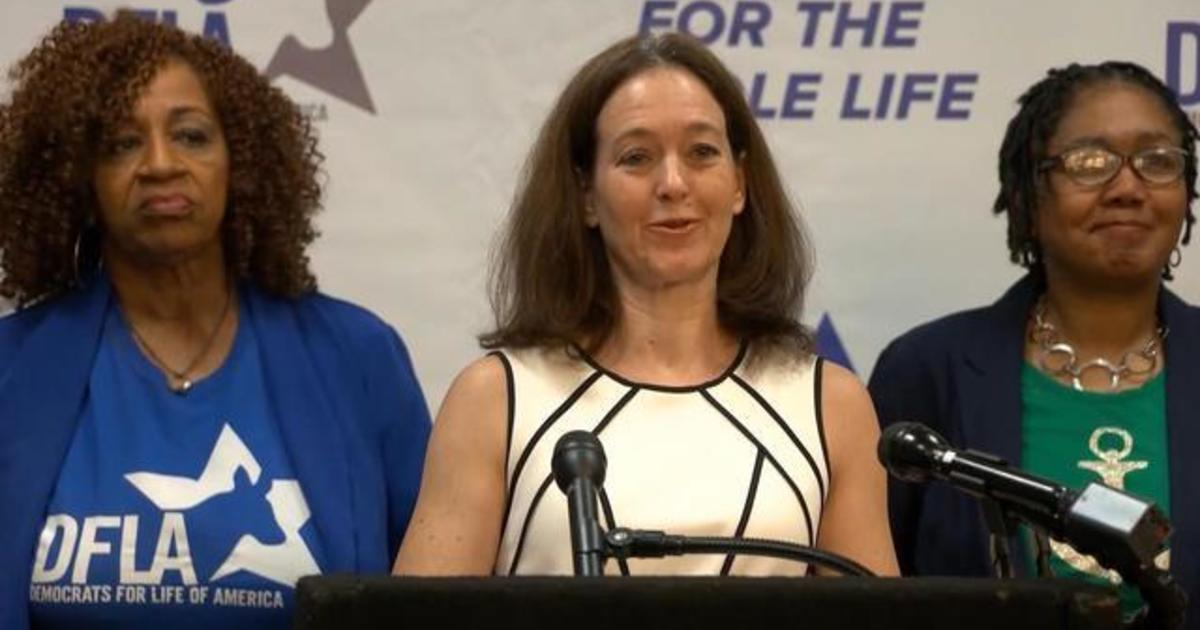 Anti-abortion Democrats don't have a candidate to support
