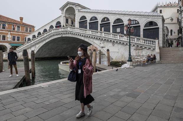 Venice in Lockdown as Coronavirus Spreads