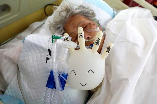 CHINA WUHAN COVID-19 HOSPITAL