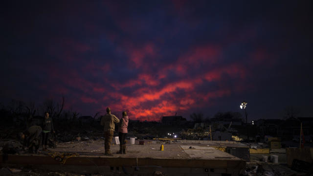 22 Dead As Tornadoes Roar Across Tennessee, Including Nashville