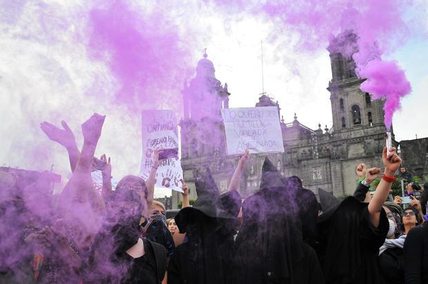 International Women's Day 2020 — Mexico City