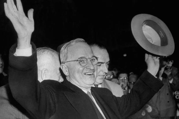 28. Harry S Truman