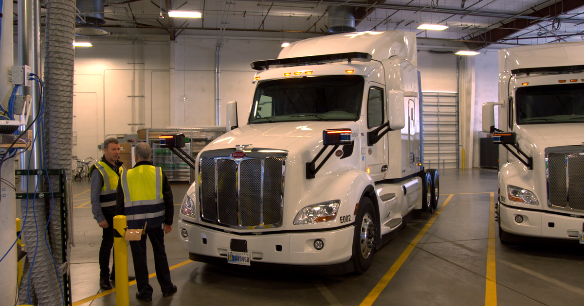 Companies are already testing driverless trucks on America's roads. The technology will bring untold profits, but it may cost thousands of truckers th