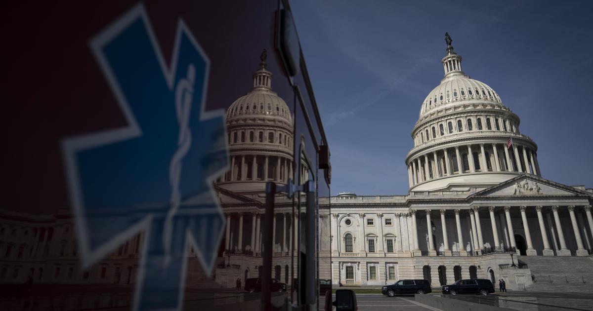 """Congress and White House eye massive """"phase 3"""" coronavirus stimulus package thumbnail"""