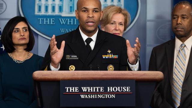 US-POLITICS-HEALTH-VIRUS