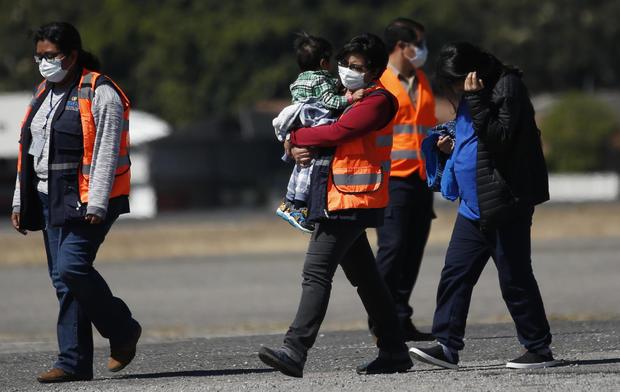 Guatemala suspends U.S. deportation flights over coronavirus